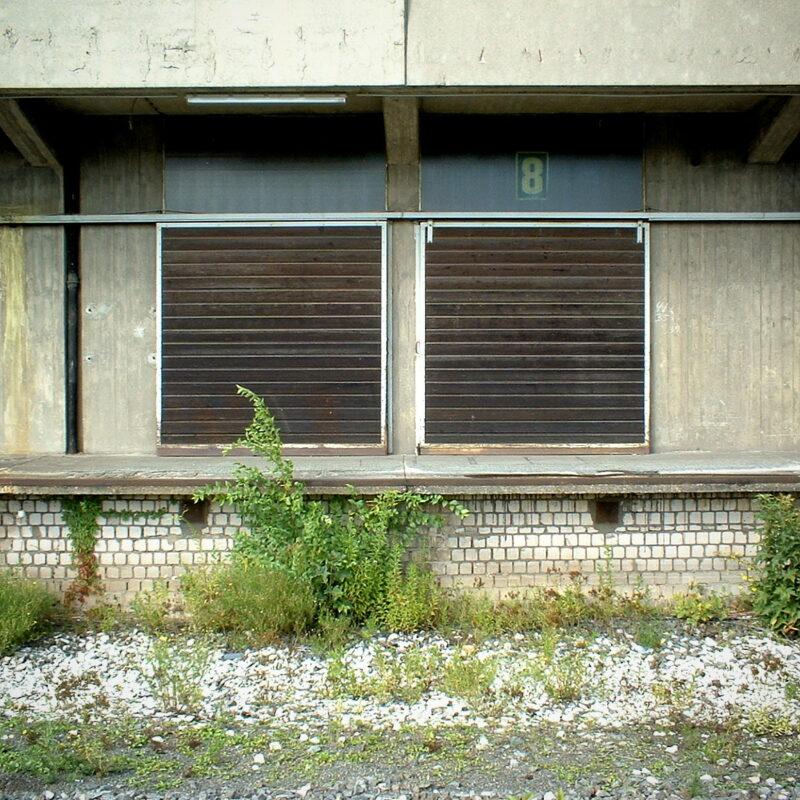 Alte Lagerhalle (Fürth, ehem. Güterbahnhof)