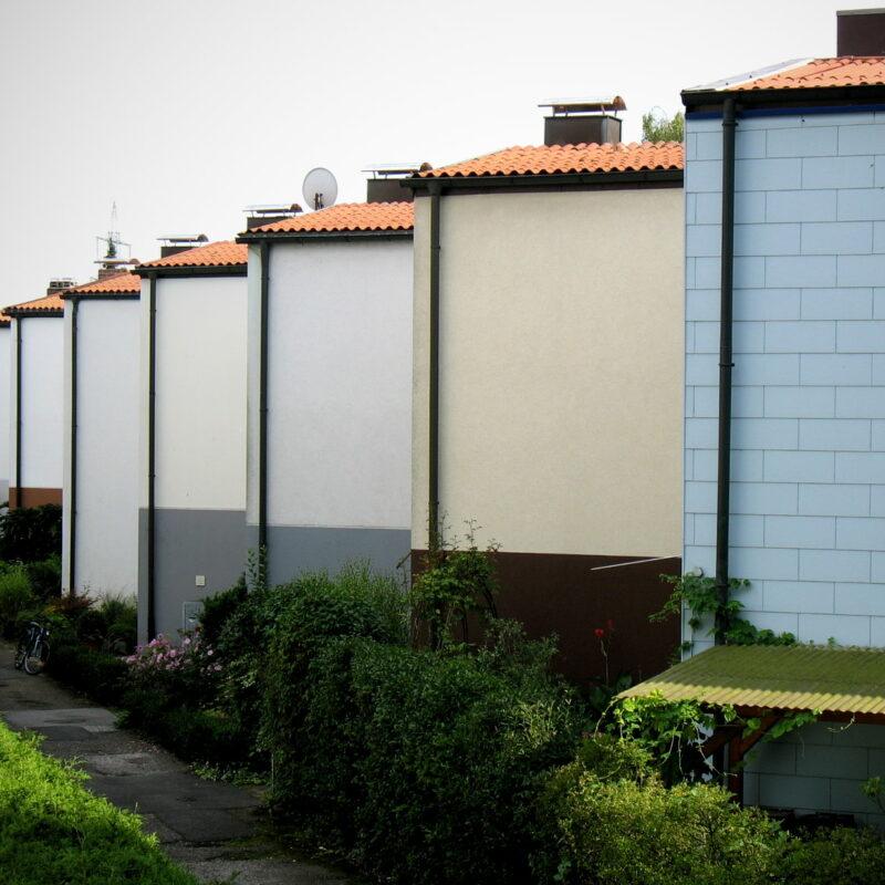 Reihenhäuser in Wolkersdorf